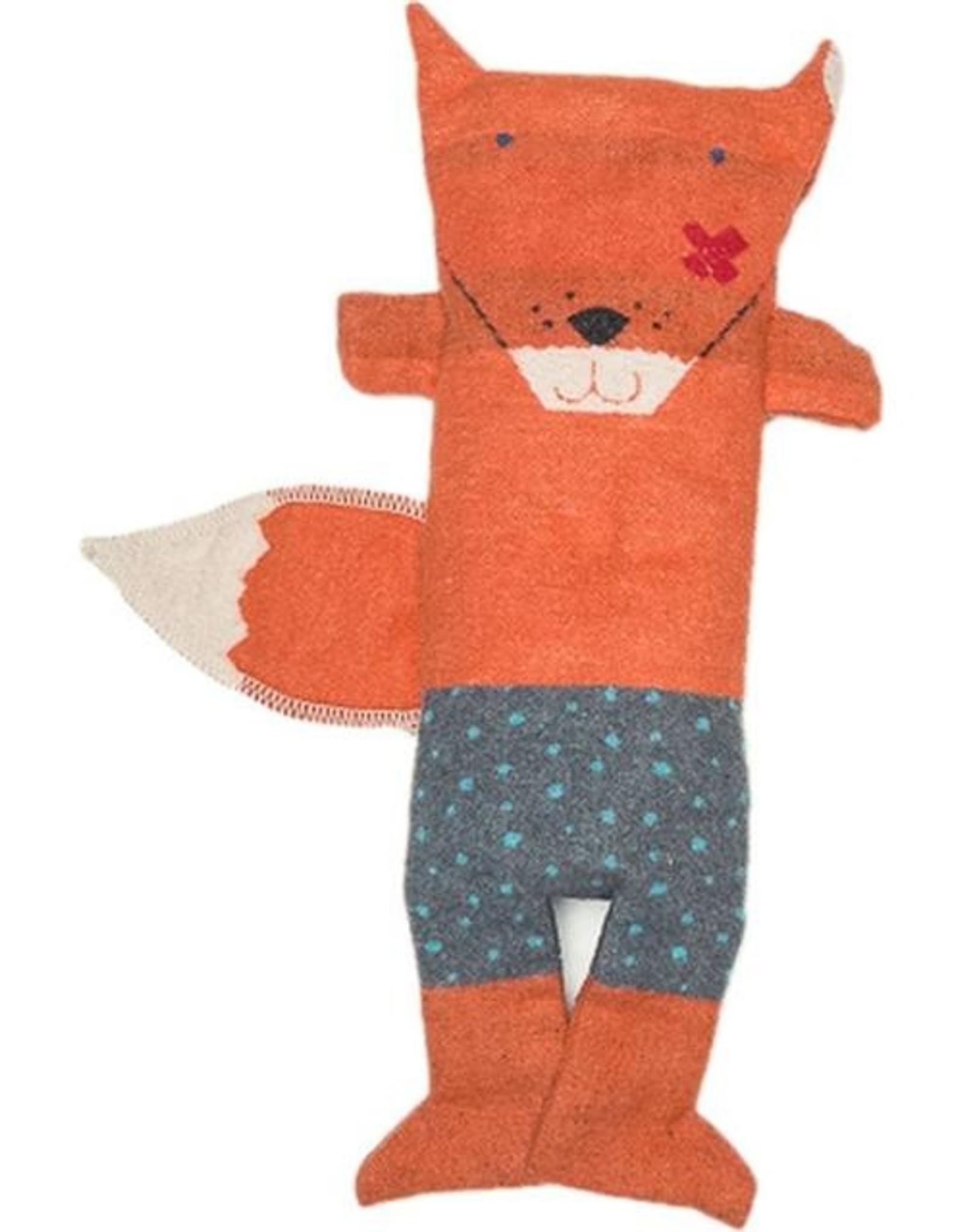 Snuggly Buddy Blanket & Puppet Set - Fox
