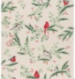 Forest Birds Tea Towel