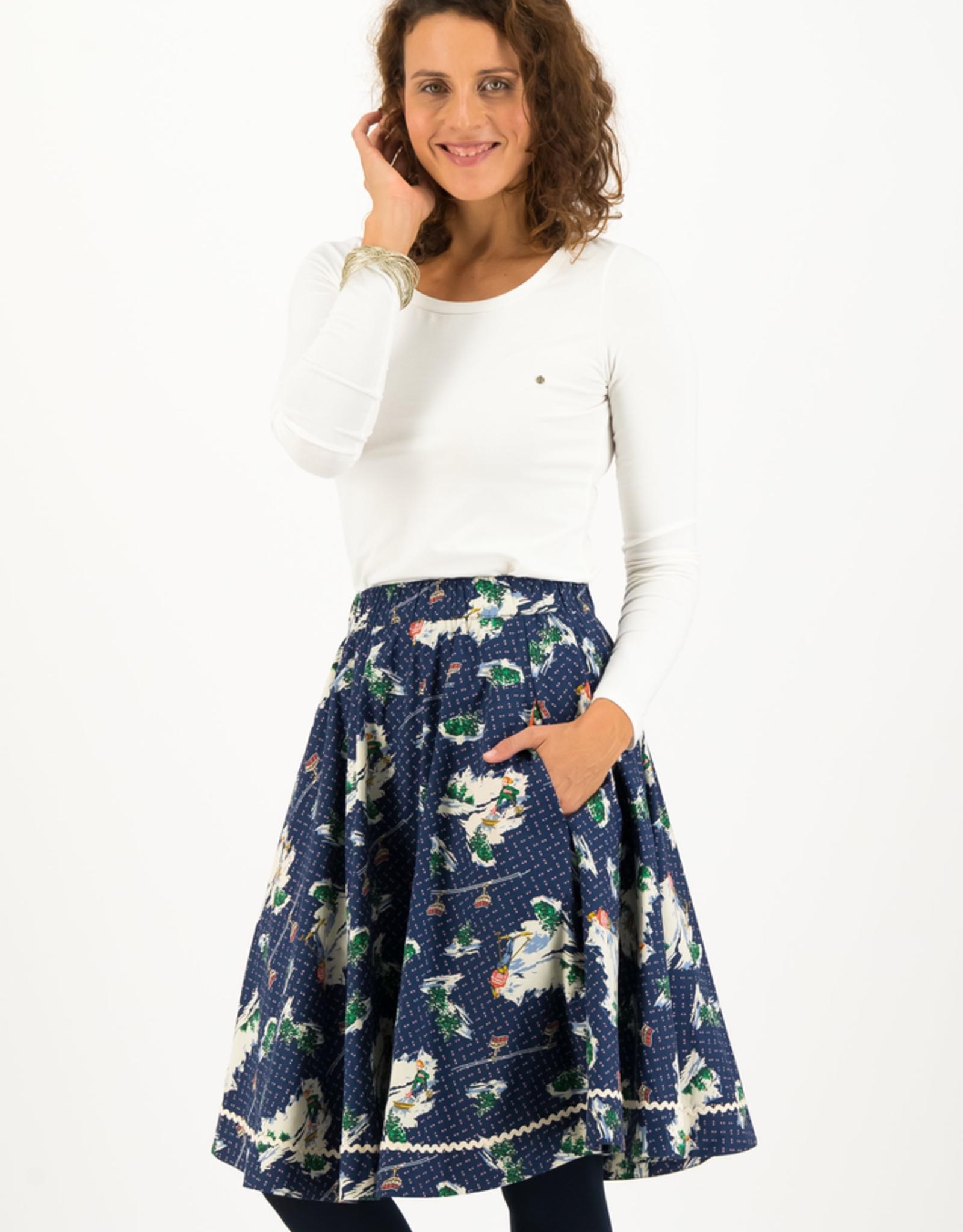 Magic Circle Snowgirl Skirt