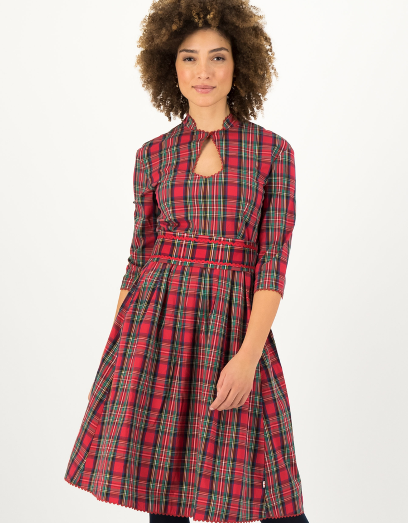 Heimatherz Tartan Dress