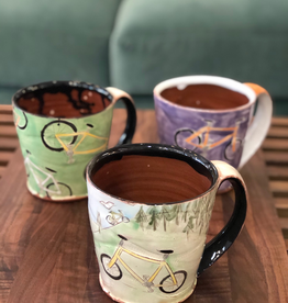 Katelyn Brennan Bike Mug - Each One-of-a-Kind