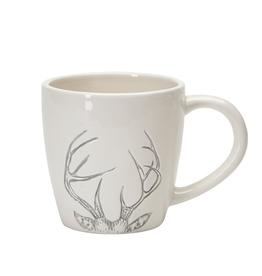 Antler Mug, Ceramic