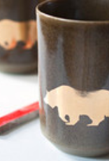 Golden Grizzly Tumbler, Small