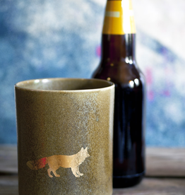 Golden Fox Tumbler, Large