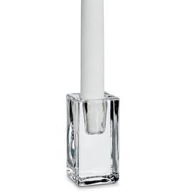 Glass Block Taper Holder