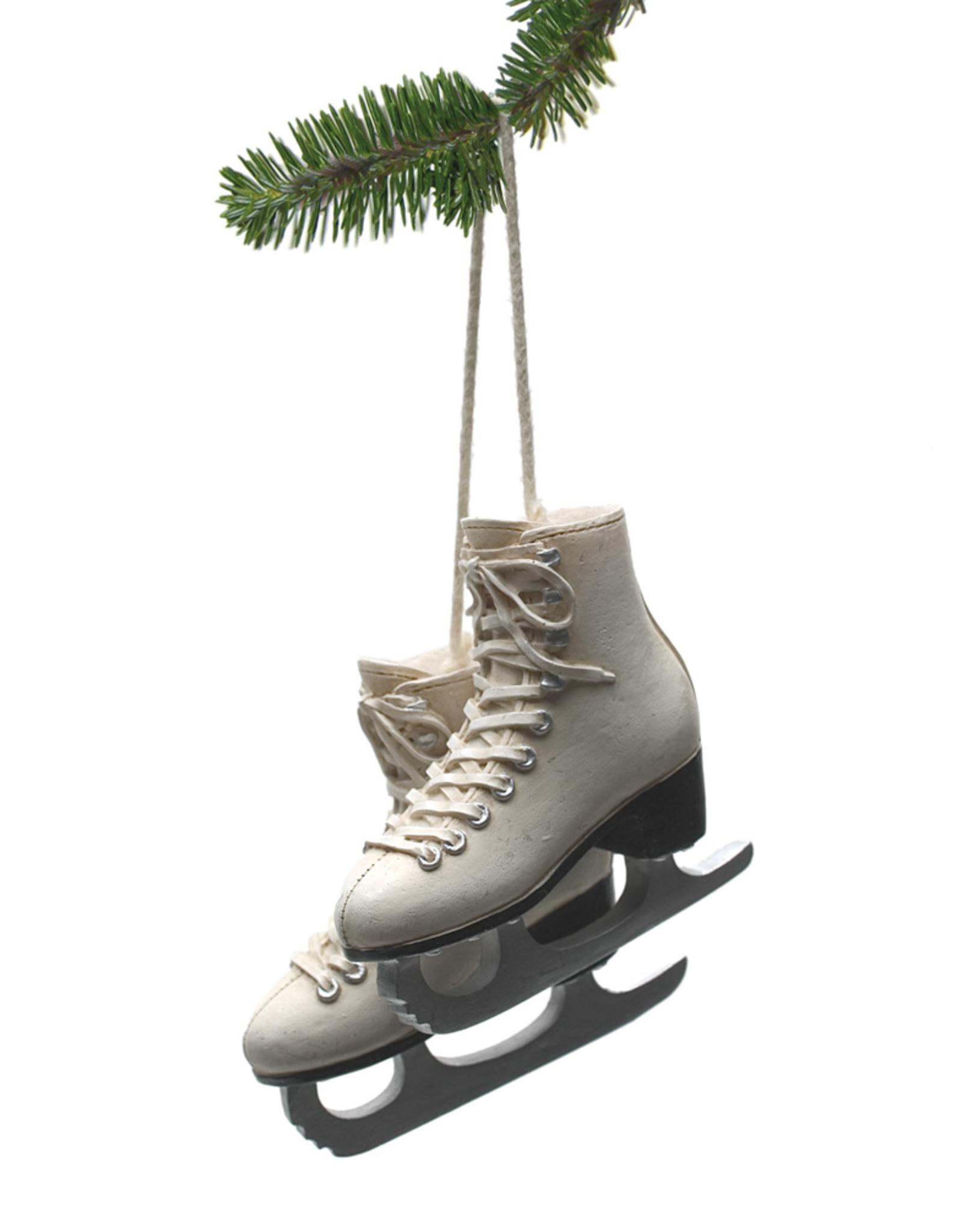 Figure Skate Ornament