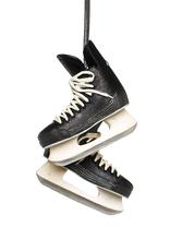 Hockey Skate Ornament