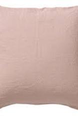 100% Linen Cushion - Rose 50cmx50cm
