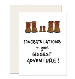Biggest Adventure Card