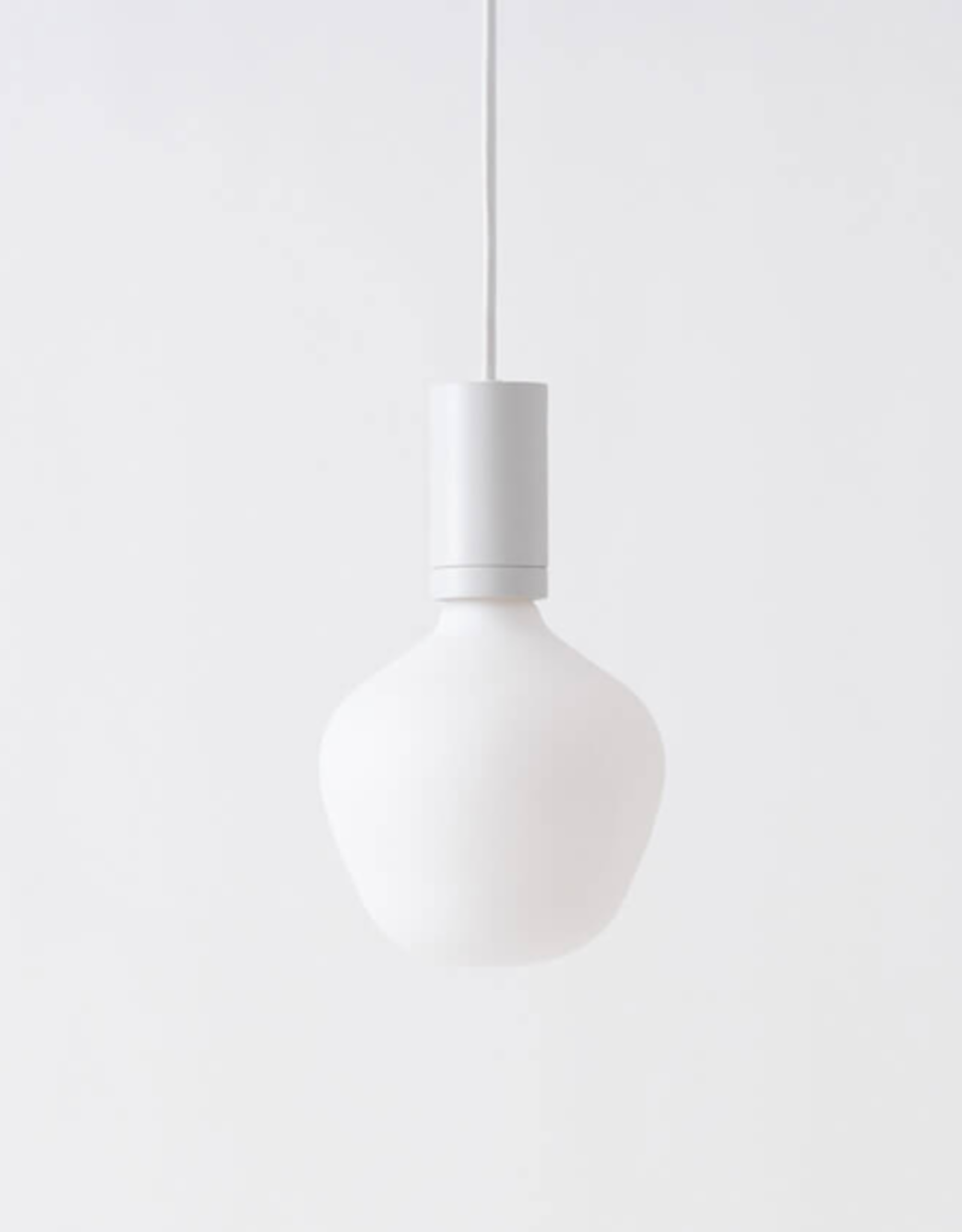 Custom Pendant Cord White - Hardwire