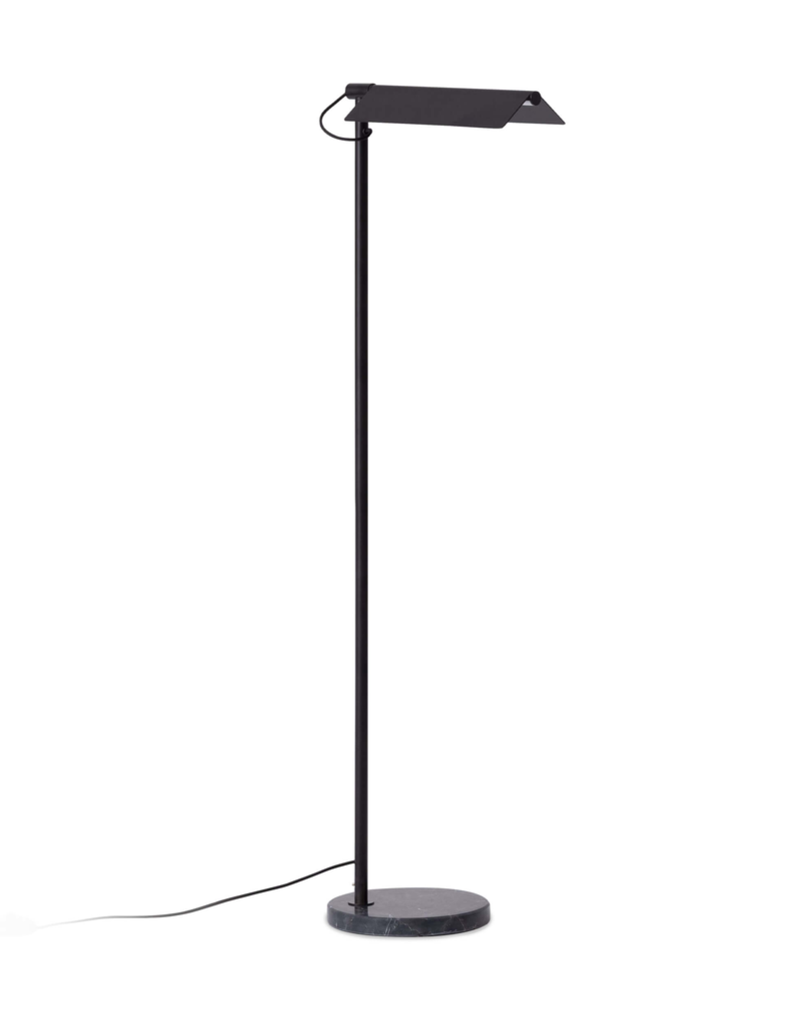 Oxford Floor Lamp Black