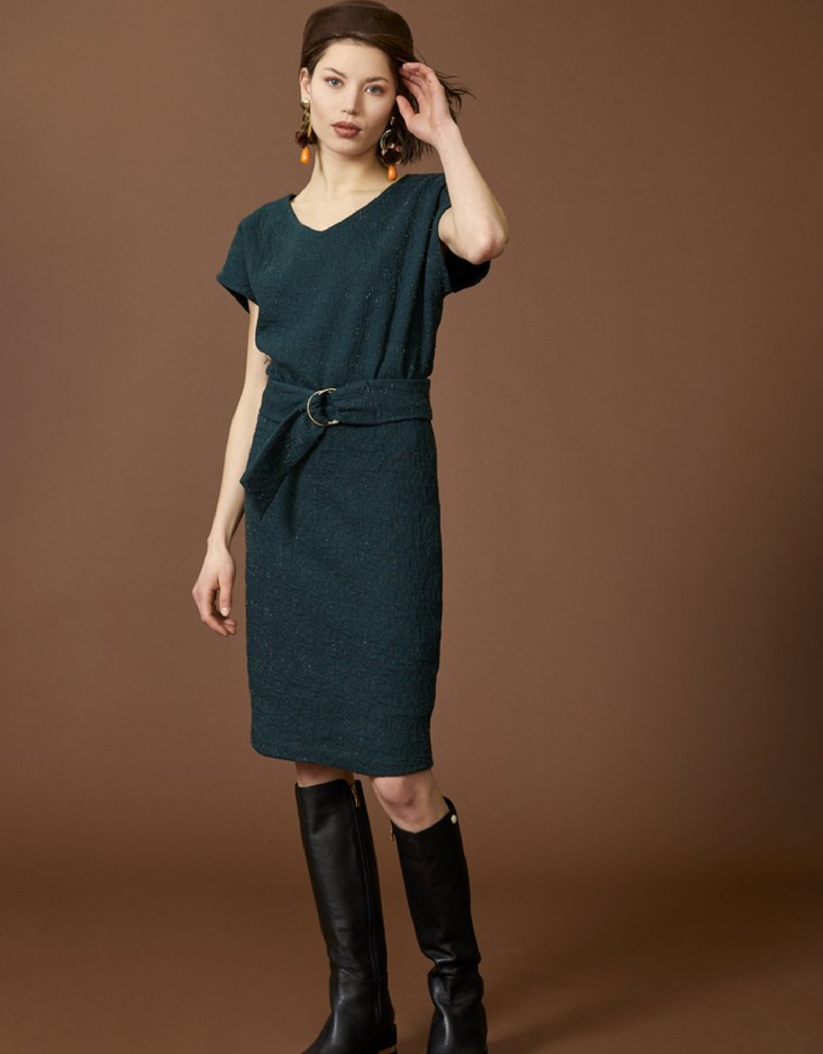 Cassiopee Dress