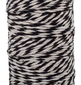 Flax Yarn-Black