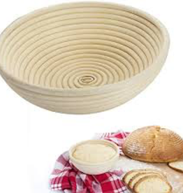 Proofing Basket (Banneton)-Round-Large