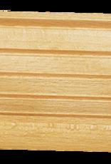 Soap Dish-Wood-Round Corners