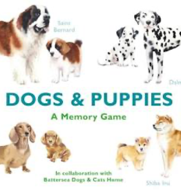Dogs and Puppies Memory Game