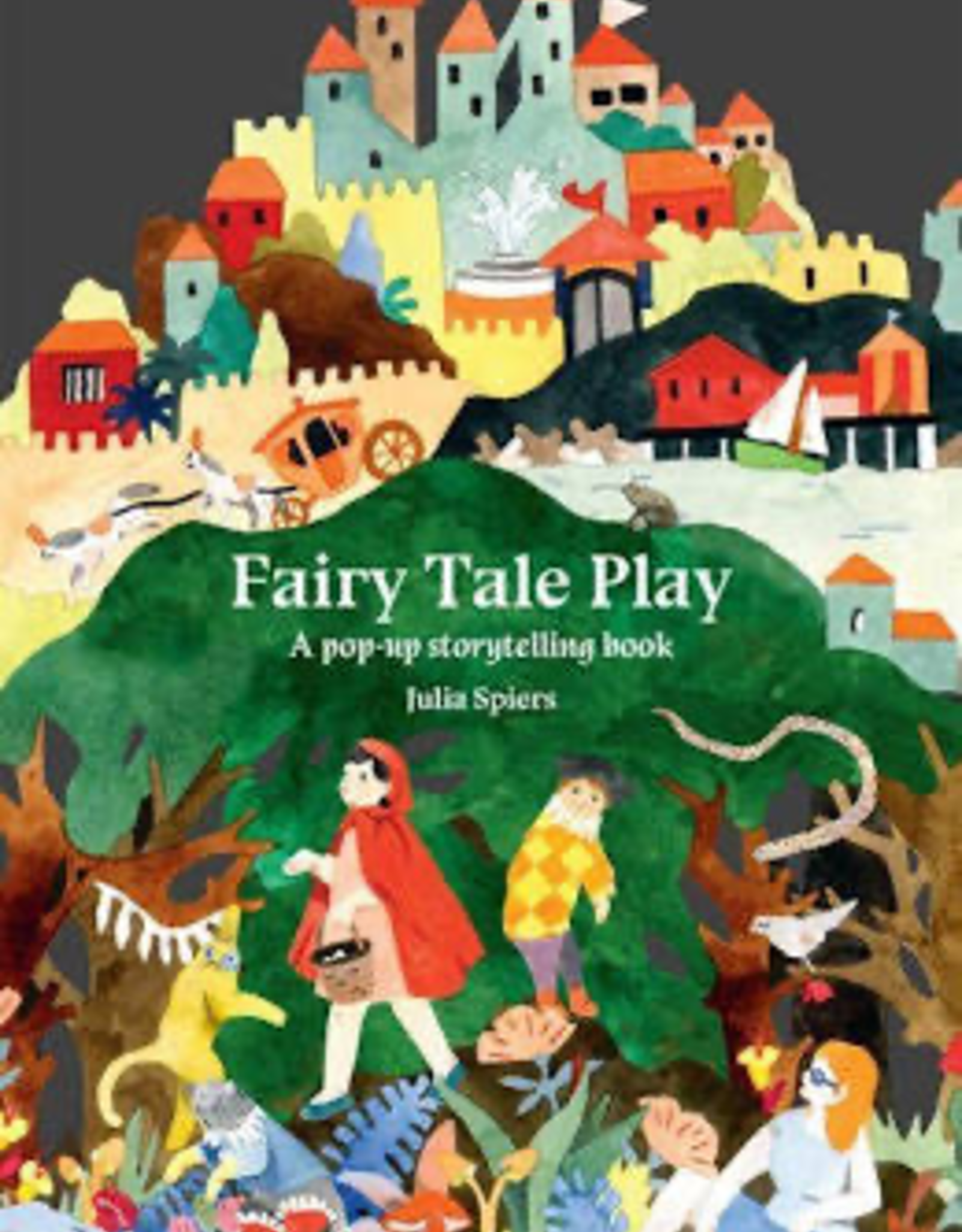 Fairy Tale Play Pop Up Storytelling Book