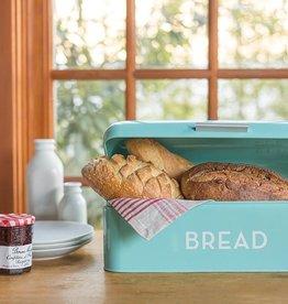 Bread Bin Large - Turquoise