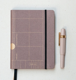 Linen Travel Journal - 2 Colourways