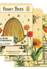 Bees & Honey Mini Notebook Set/3