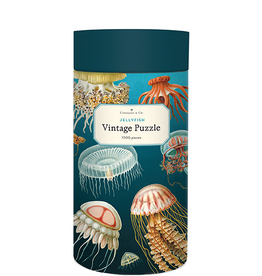 Jellyfish Puzzle 1000 Pieces