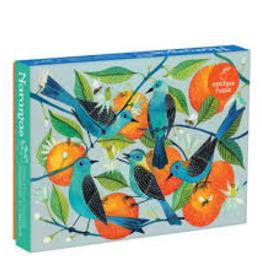 Birds And Oranges Puzzle