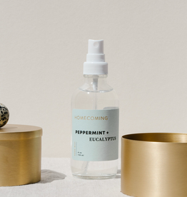 Peppermint And Eucalyptus Room Spray