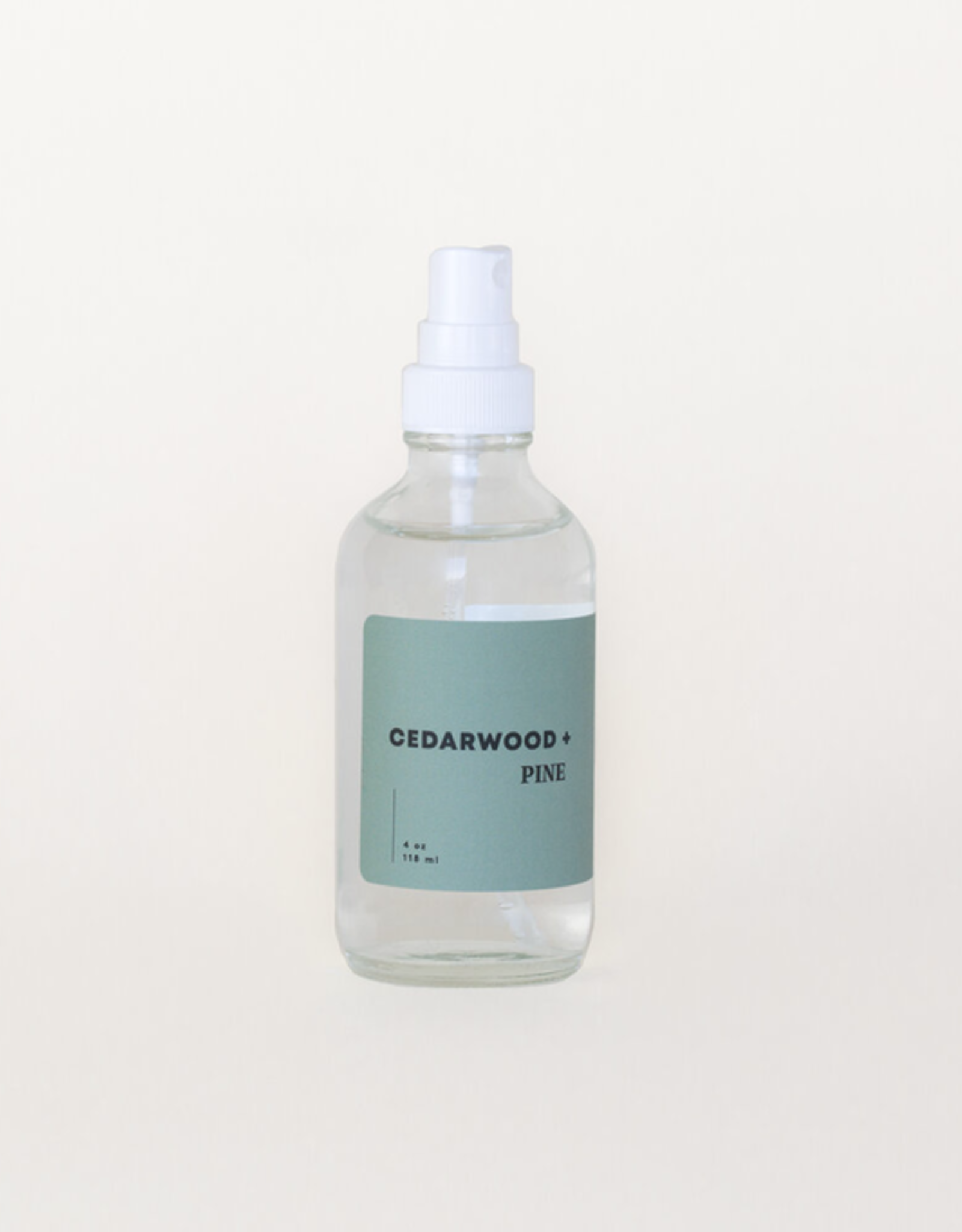 Cedarwood And Pine Room Spray