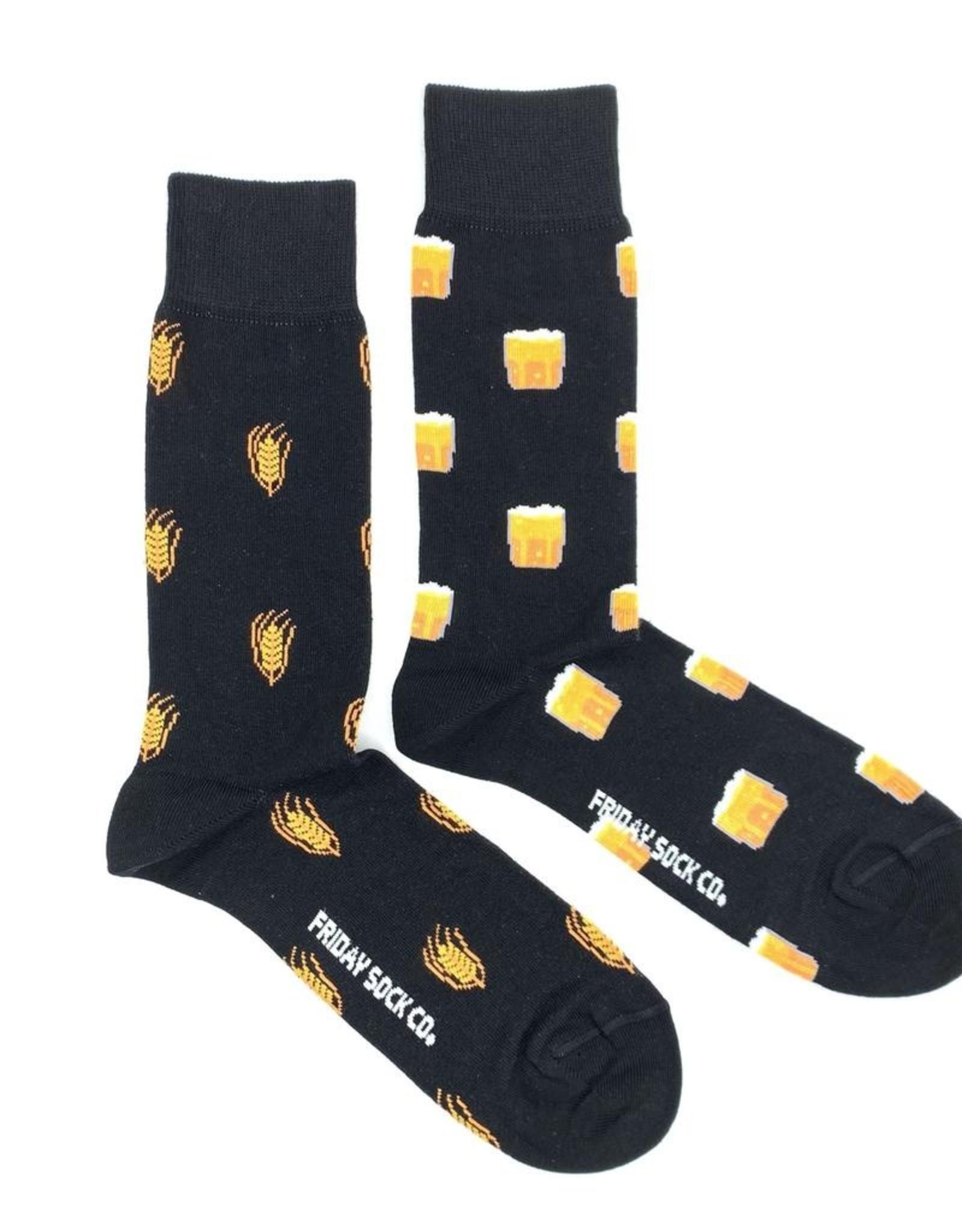 Beer & Barley Socks