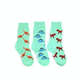 Dino Kids Socks-Age 5-7