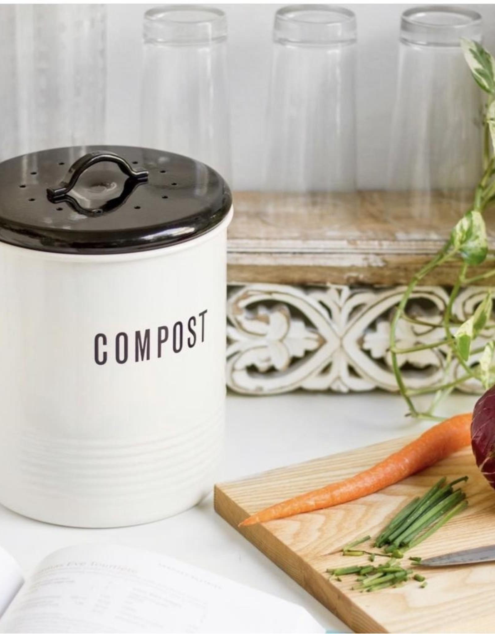 Vintage Compost Bin