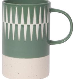 Etch Mug - Jade