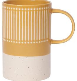 Etch Mug - Ochre