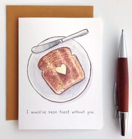 Thankful Toast