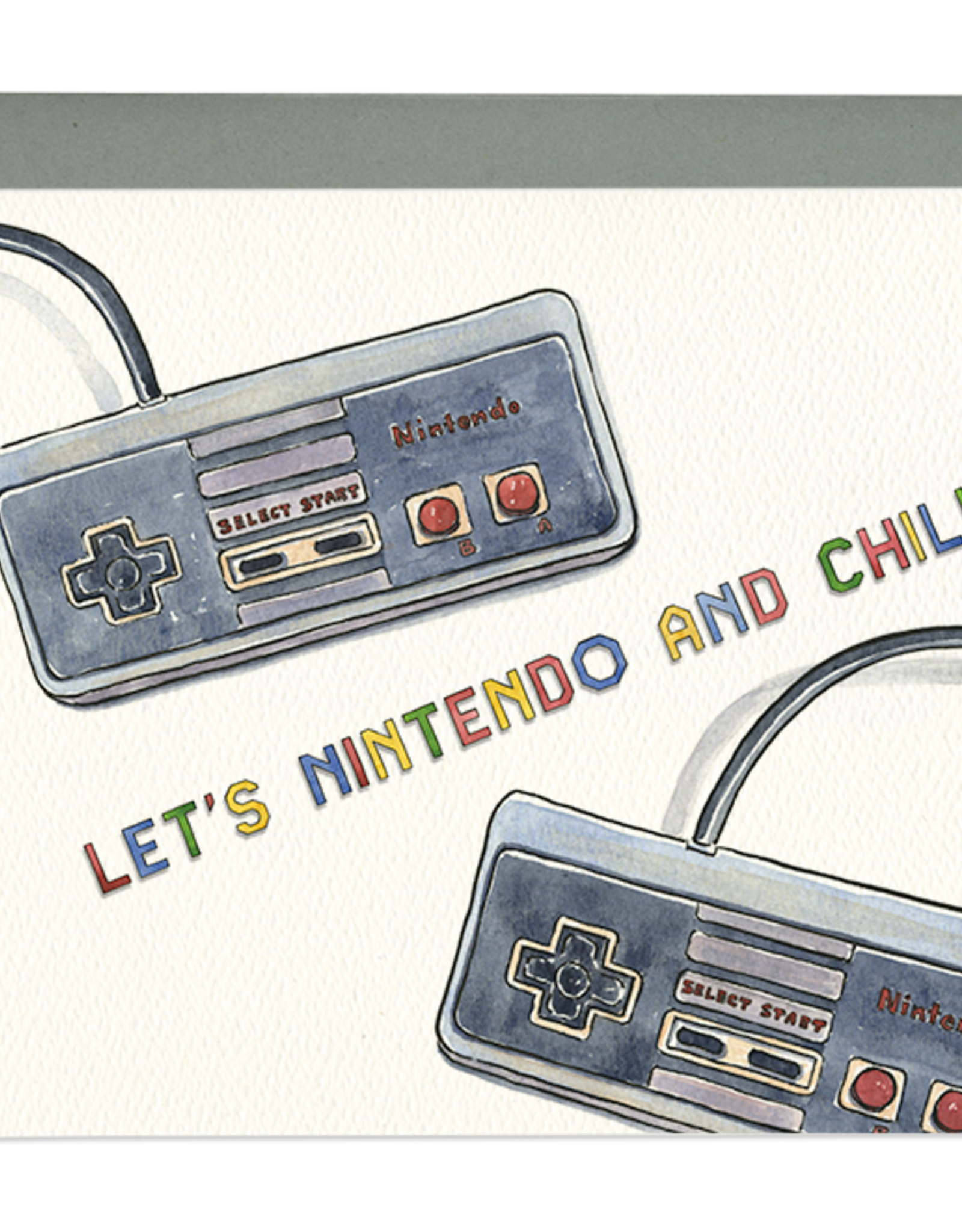 Nintendo And Chill