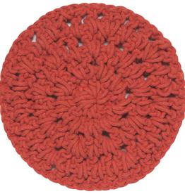 Knot Trivet Clay