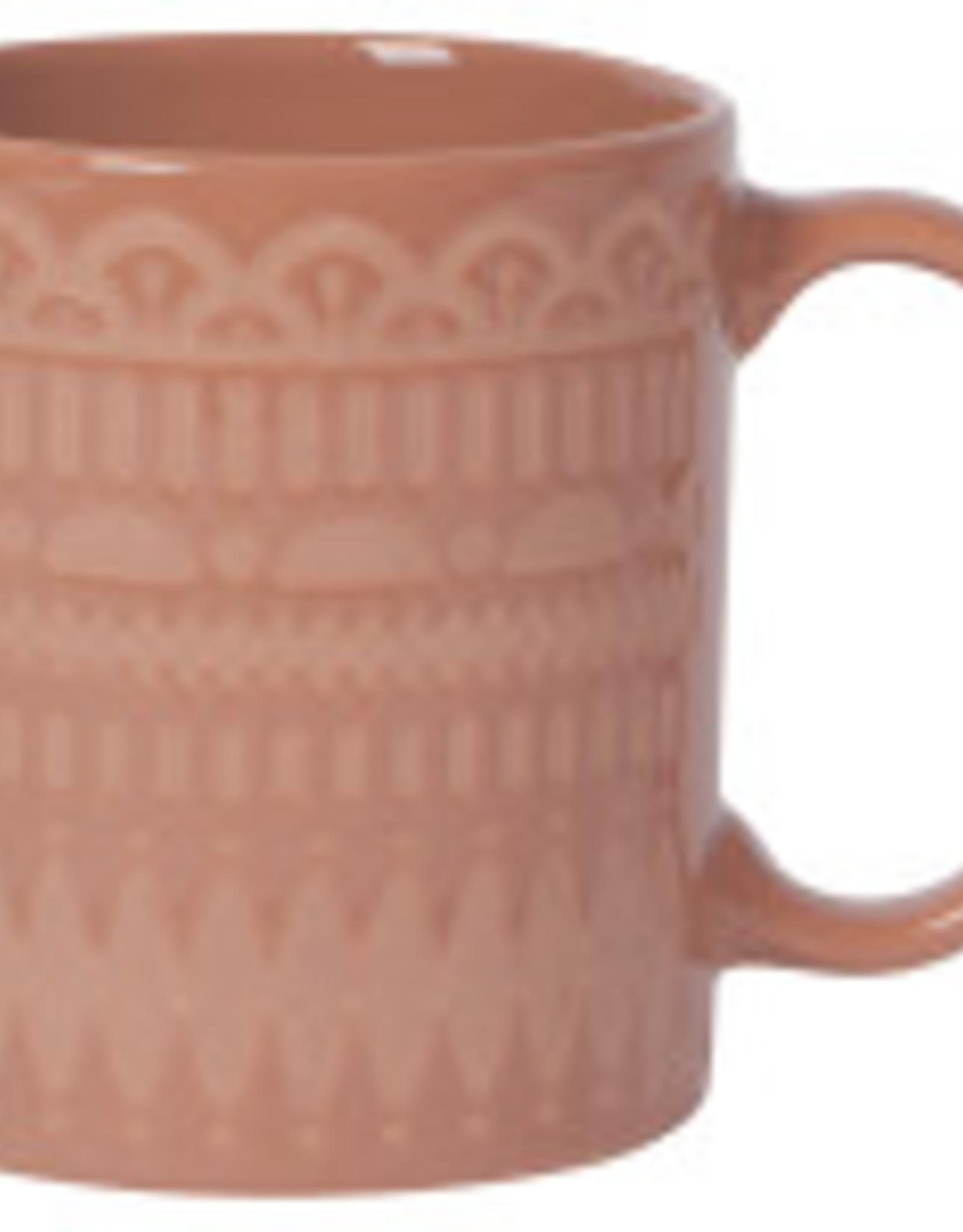 Gala Mug - Terracotta
