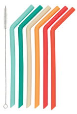 Smoothie Straw Set 6 - Cheer