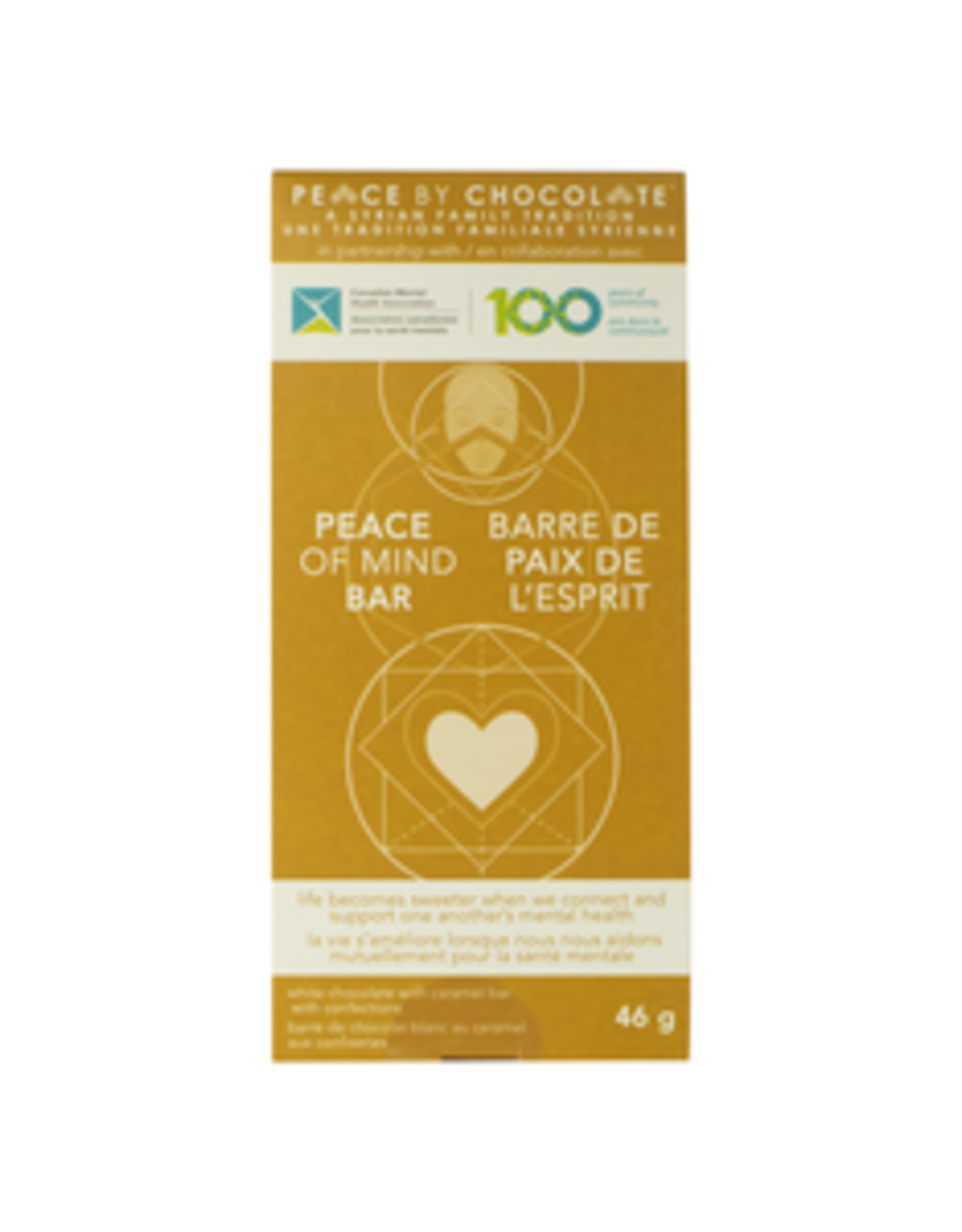 Peace Of Mind Bar - Assorted Flavours - May Contain Nuts