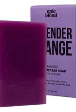 Epic Blend Bar Soap-Lavender & Orange
