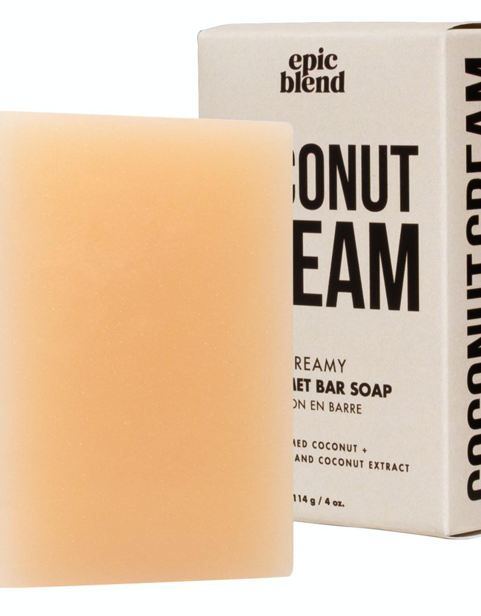 Epic Blend - Coconut Cream Soap