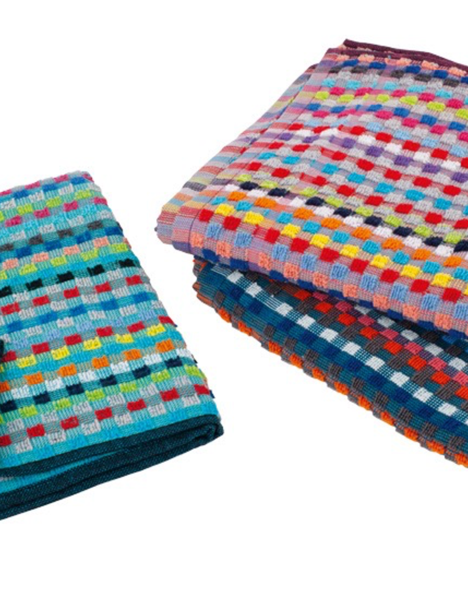 Pit Towel - Recycled yarn - colours wil vary