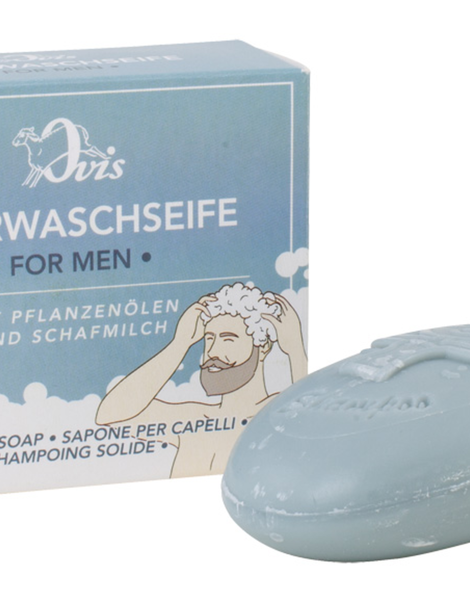 Shampoo Soap Bar for Men
