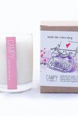 Love Story Soy Candle