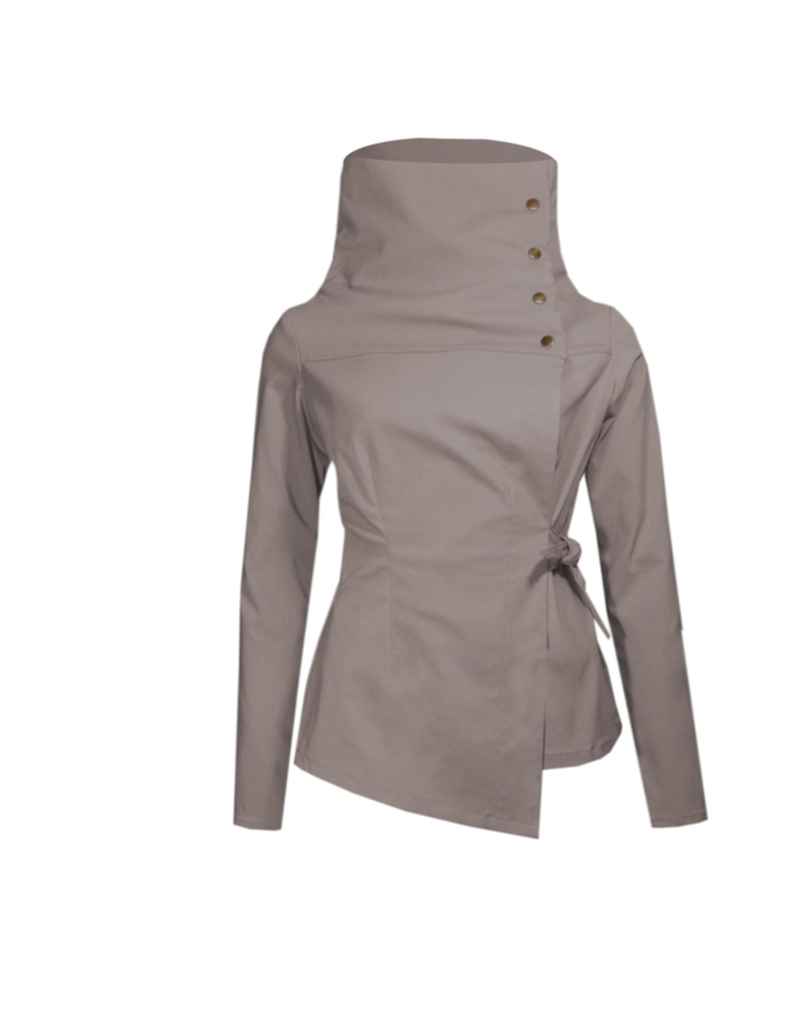 Asymmetrical Deluxe Jacket - Various Colours