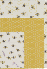 Beeswax Wrap-Bees Set 3