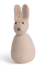 Felted Spring Bunny Decoration, Fair Trade