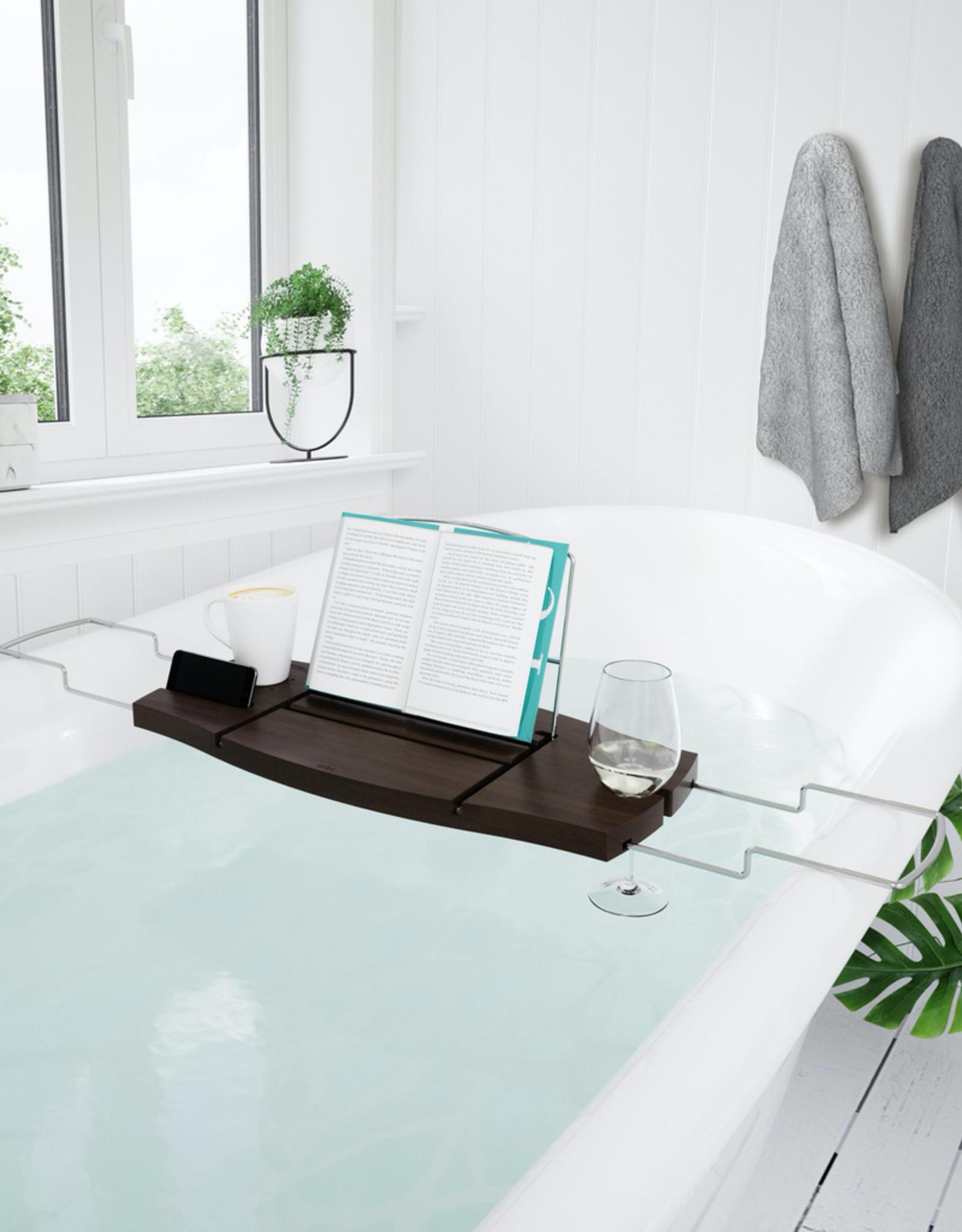 Aquala Bathtub Caddy - Walnut