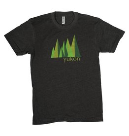 Men's Yukon Green Trees T-shirt