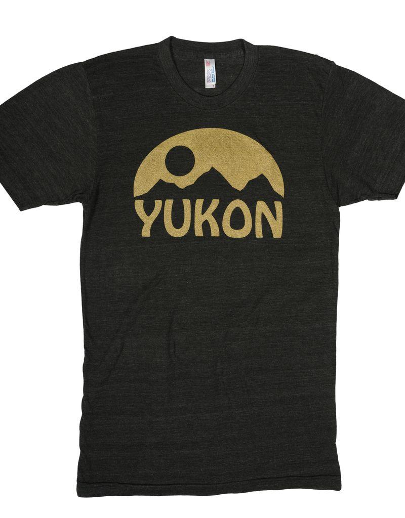 Men's Yukon Gold Mountain T-Shirt